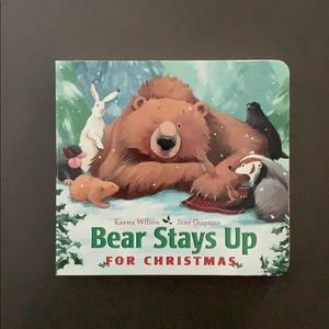 Other - Free w/ Purchase: Bear Stays up for Christmas Book